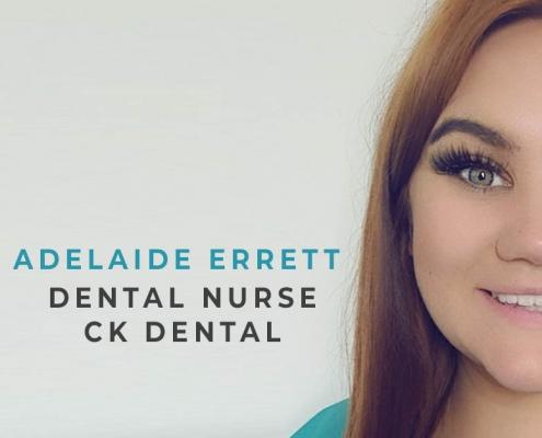 New Dental Nurse at Bristol Dental Practice