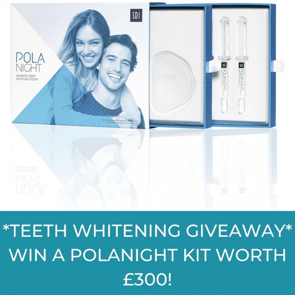 Teeth Whitening January promo